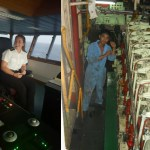 Difference between Deck and Engine Cadet.