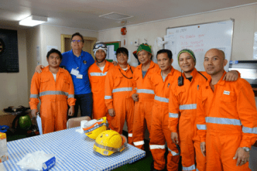 IMB hotline for seafarers