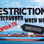 IMO 2020: Worldwide Scrubber washwater restrictions
