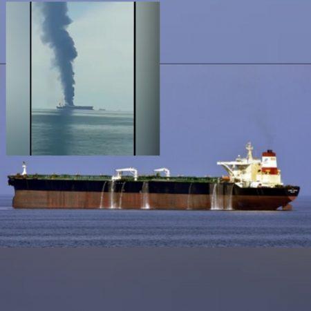 VLCC Tanker ZOYA 1