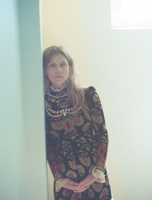 Clemence Poesy for Violet by Romina Shama