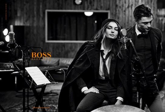 Hugo Boss by Peter Lindbergh