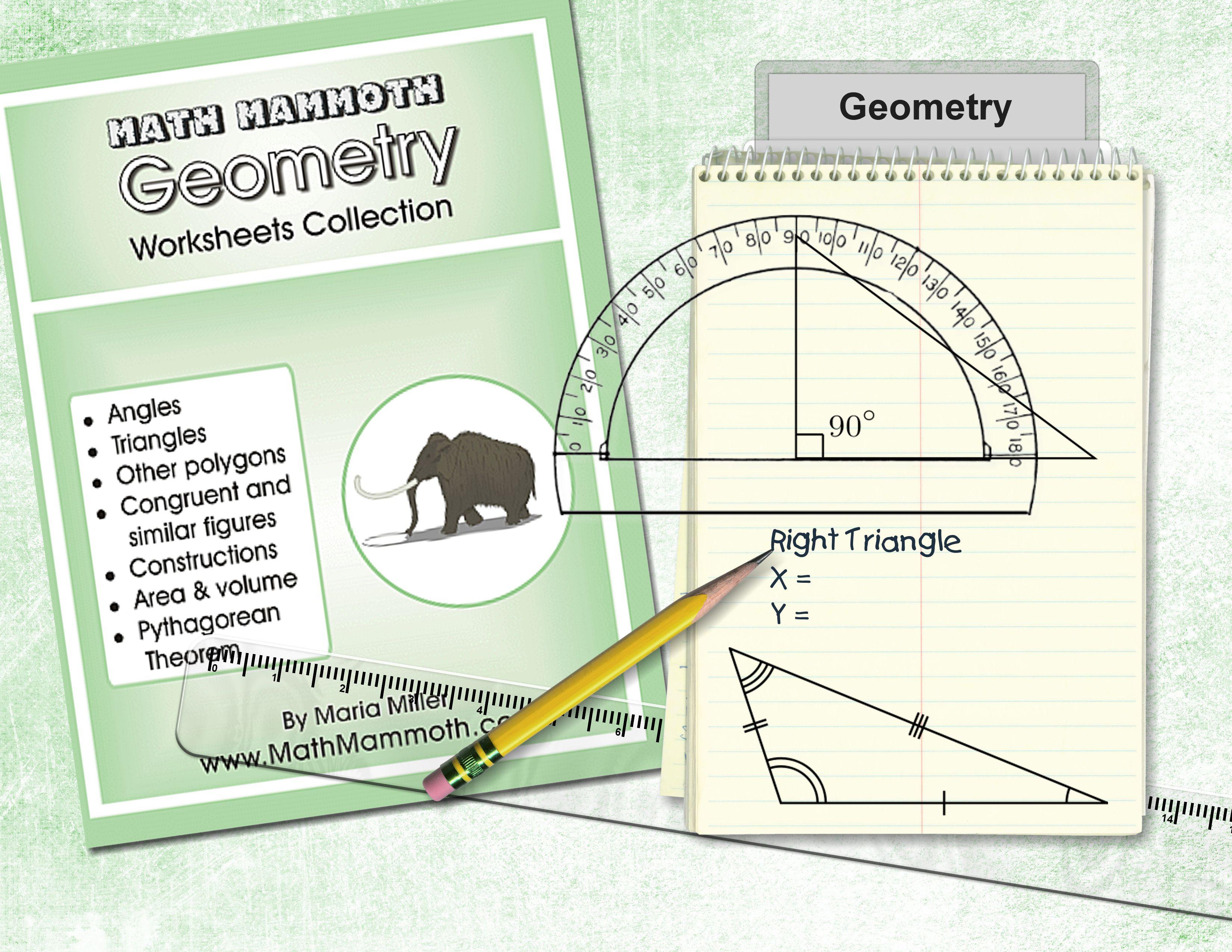 Math Mammoth Geometry