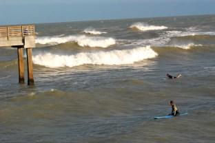 front surf blowout