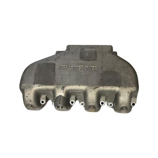 7 4l 454 8 2l 502 big block chevy aluminum exhaust manifold