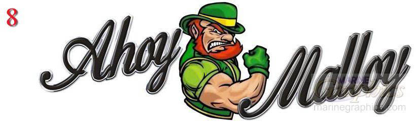 ahoymalloy 8 - Ahoy Malloy - Happy St. Patrick's Day!