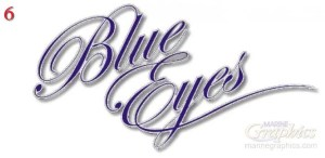 blueeyes 6 - Random boat names