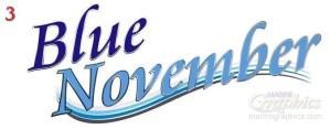 bluenovember 3 - Random boat names