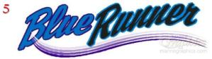 bluerunner 5 - Random boat names