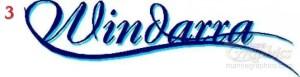 windarra 3 - Random boat names
