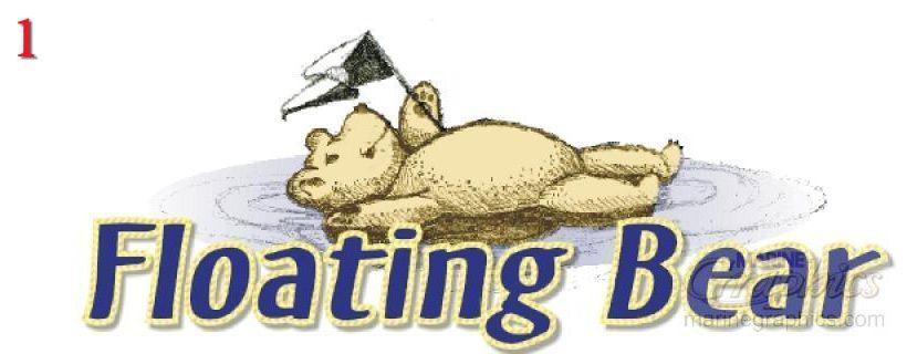 floatingbear 1 - Floating Bear