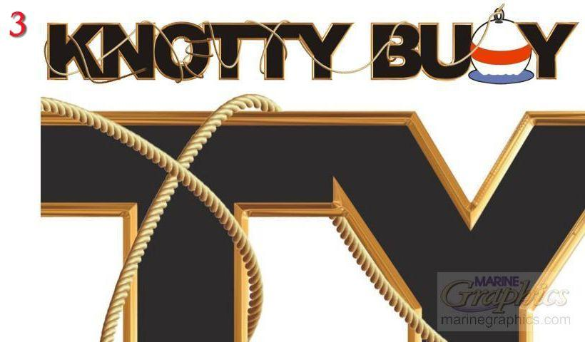 knottybuoy 3 - Knotty Rope Lettering