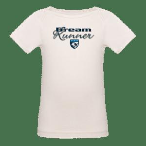 boat name baby organic tshirt - Organic Baby T-Shirt