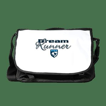 boat name messenger bag - Messenger Bag