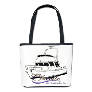 Bucket Bag Boat Name