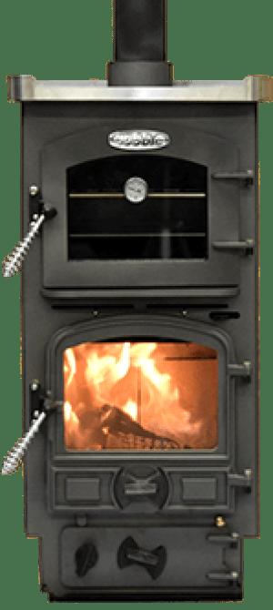 Bubble Solid Fuel Stove Cooker -Bubble 4B Multi Fuel Pie Pod