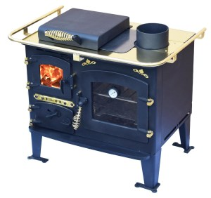 Bubble Stoves and Cookers - Solid Fuel Cooking Range