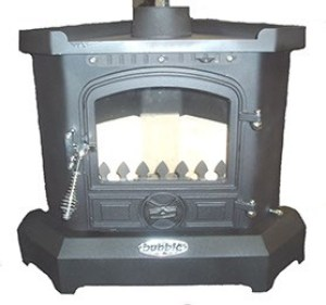 Bubble Solid Fuel Corner Stove - Bubble Stove Prices