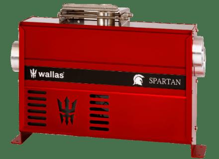 Wallas Spartan Twin Outlet Diesel Heater