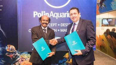 Photo of Polin Aquariums and VGP Marine Kingdom signs a deal