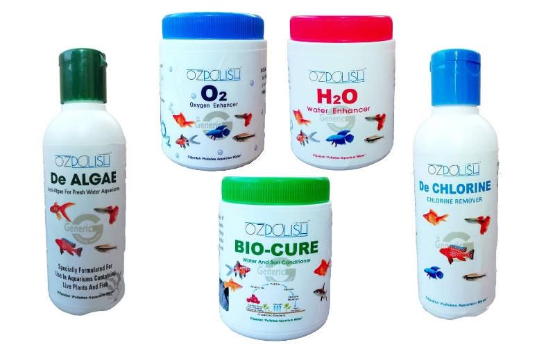 Ozpolish Product line
