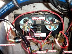 Universal Diesel Engine – Wiring Harness Upgrade – Marine How To