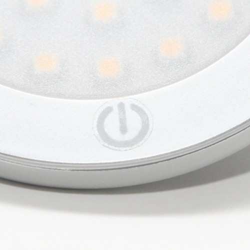 Marine LED Dome Light Surface Mounted 24 LEDs Re