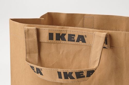 "Sac Markerad ""Sculpture"" de ma wishlist Ikea"