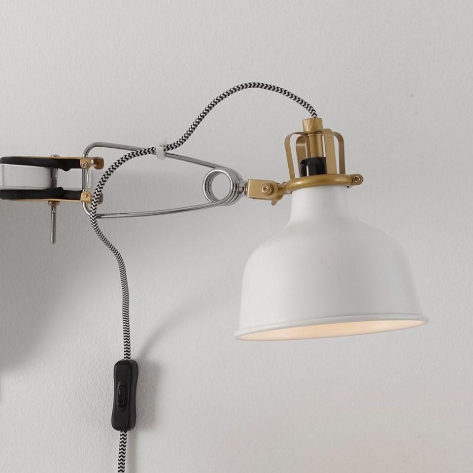 Lampe spot Ranarp de chez Ikea