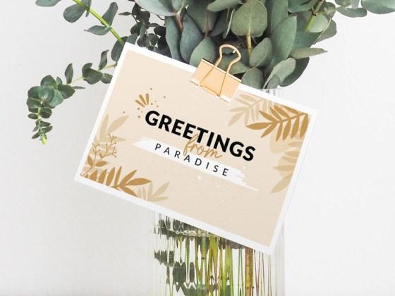 Mes cartes postales à imprimer
