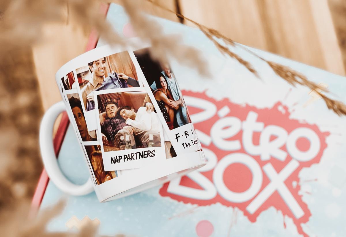 Coffret cadeau Friends de Génération Souvenirs