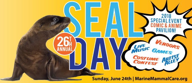 26TH ANNUAL SEAL DAY!