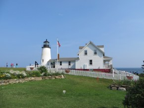 Pemaquid Light and House.