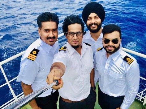 engine officers, engineers
