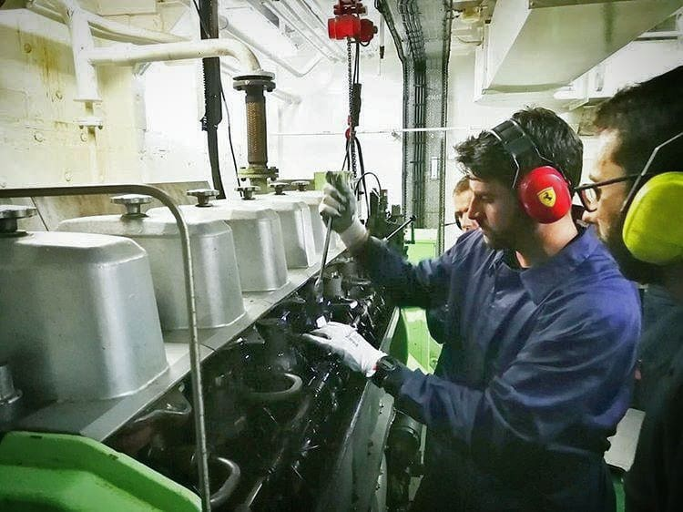 Marine engineering as a career, Job Scope and Salary | marinersgalaxy