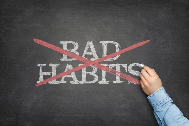 habits as a sailor