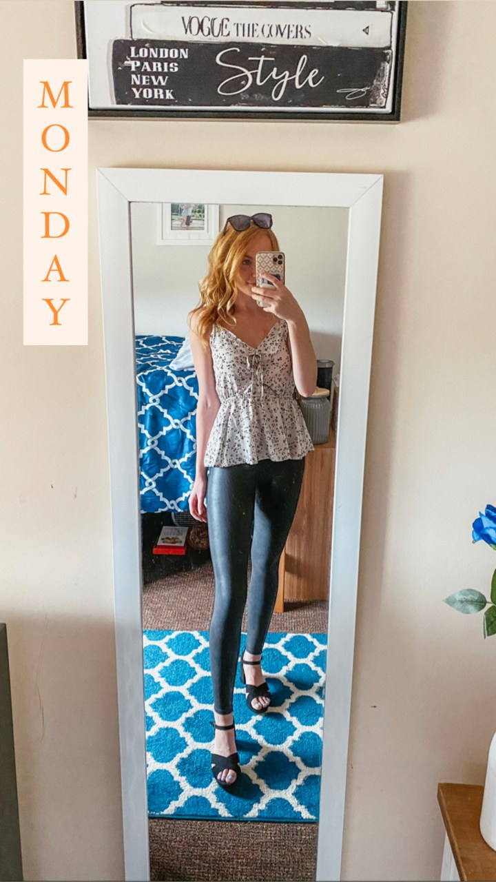 Weekly Outfit Roundup: Week #1