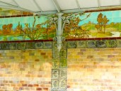Detalles Art Deco en el Señorío de Bertiz