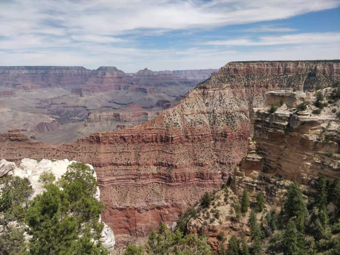 amazing views of grand canyon