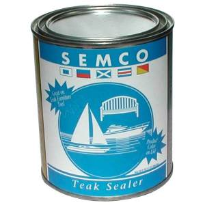 Semco Teak Sealer 1 Quart