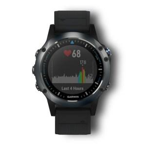 Garmin Quatix 5 Sapphire Watch PN: 010-01688-7