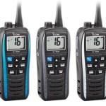 Icom M-25 VHF Transceiver
