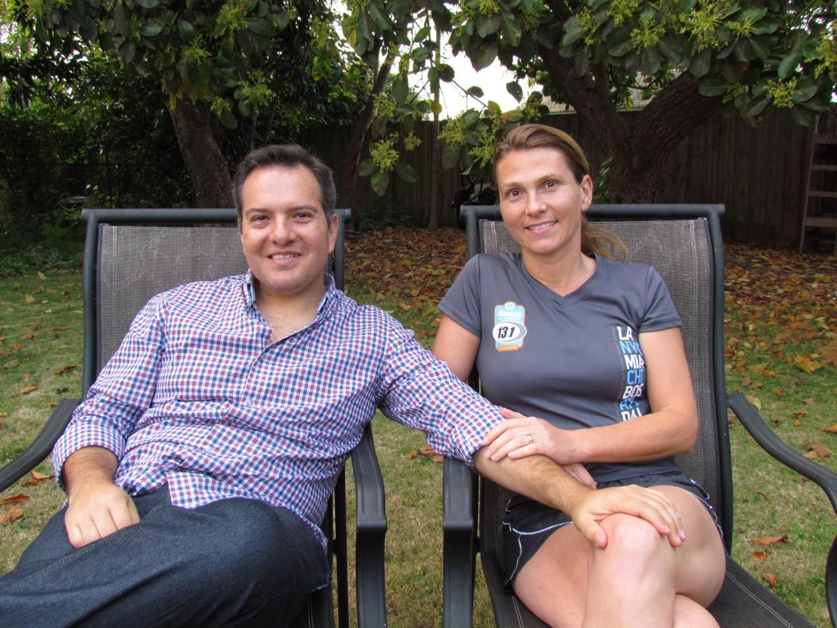 Meet Clients George Guerra and Lena Dyring