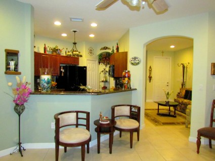 Kitchen/ family room