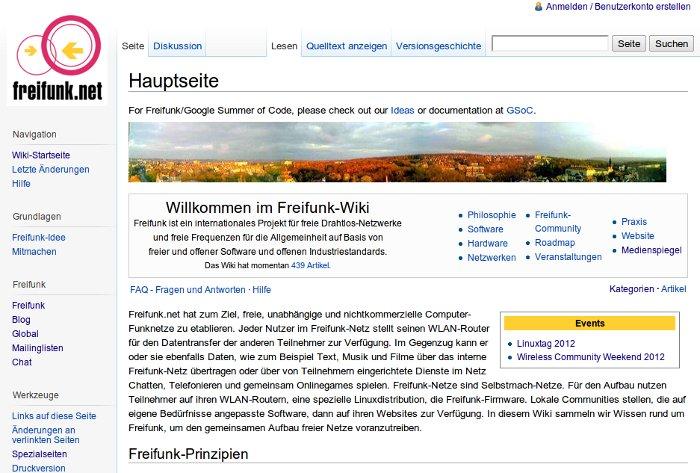 Freifunk Wiki