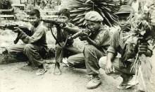 Adolescentes soldados