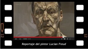Lucian Freud pintor nieto de Sigmund Freud, Documental