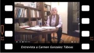 Entrevista a Carmen Gonzalez Táboas