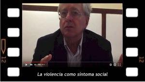 La violencia como síntoma social. Eric Laurent
