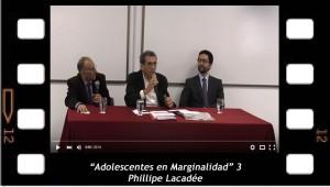 Adolescentes en Marginalidad 3, Phillipe Lacadée en Bogotá